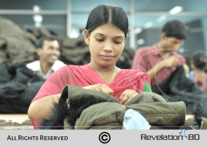 Professional Factory Photography for EuroZone Group Garments Factory in Bangladesh by Revelation BD